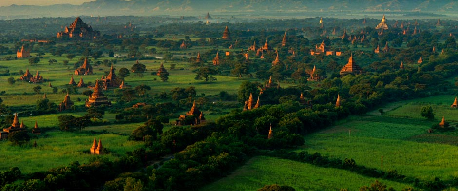 Myanmar Cycling Adventure tours